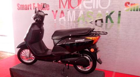 Indo-Japanese firm Morello Yamasaki plans to launch a new electric two-wheeler christened Nirbhaya for women drivers in Ahmedabad this Diwali.