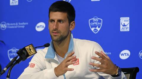 Djokovic will be looking to bag another Grand Slam. (Source: AP)