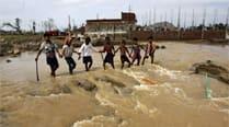 209 villages still marooned in Odisha, flood toll46