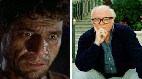 "Om Puri says Richard Attenborough's going away is sad, ""but then death is inevitable""."