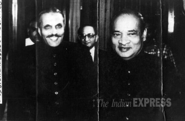 Pakistan President General Muhammad Zia-ul-Haq with PV Narasimha Rao in the year 1981. (Source: AP)