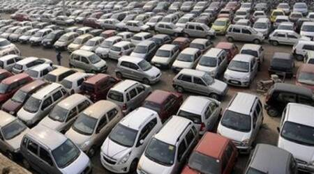 Chandigarh Municipal Corporation, Chandigarh paid parking, Chandigarh automatic parking lots, Chandigarh news
