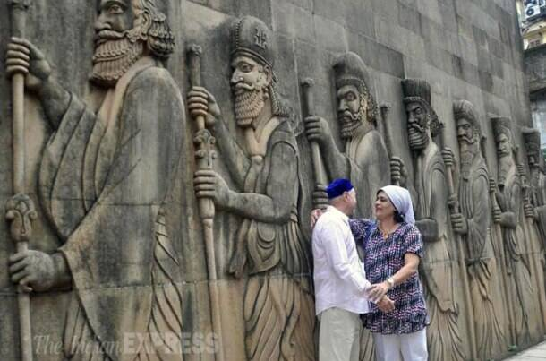 Parsis celebrate their New Year – Navroz