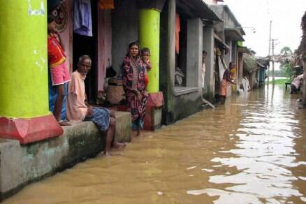 Flood situation turns grim in Odisha