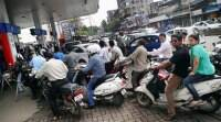 Petrol price cut by Rs 1.82/litre; diesel rate hiked by 50p