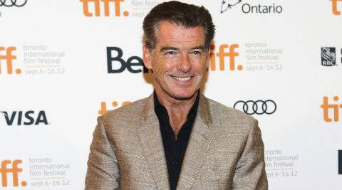 Pierce Brosnan on Robin Williams: He will be loved forever and missed forever. (Source: AP)