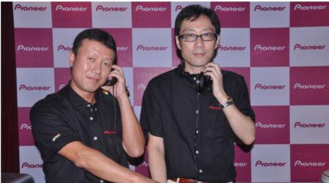 Pioneer launches DJ products in India