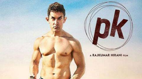 PK's second poster will be launched August 15.