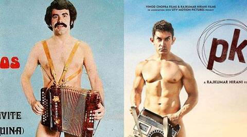 The film's poster evoked all kind of reaction including a case against the Aamir Khan for propagating obscenity.