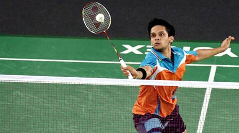 Kashyap is now just one win away from winning a historic gold after he edged out World No. 26 Ouseph 18-21 21-17 21-18 in semis. (Source: PTI)