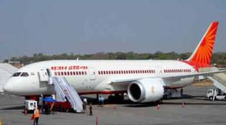 AI flight forced to land in Jaipur