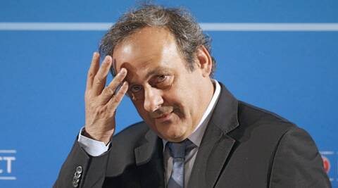 Platini was expected to avoid a contest against Blatter after a successful World Cup strengthened the FIFA president's position (Source: AP)