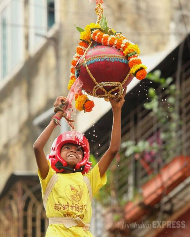 Janmashtami celebrations in full swing across India