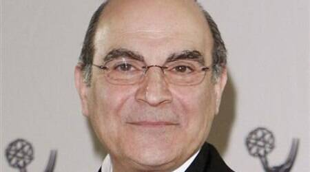 Hercule Poirot as played by David Suchet (Source: Reuters)