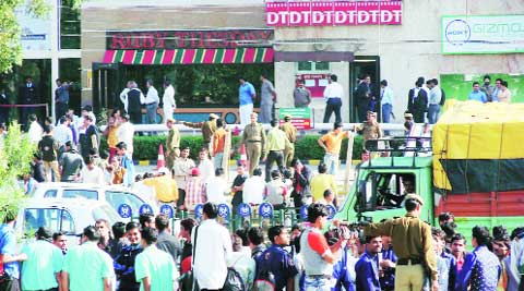 Police say the 'Crime Index' data will help them tackle crime more effectively in Gurgaon.