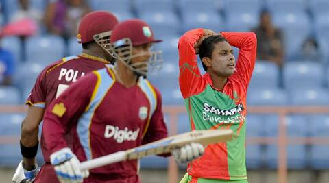 Pollard and Ramdin saved West Indies the humiliation with a match-winning stand (Source: WICB)
