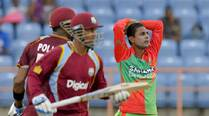 Pollard, Ramdin rescue troubled West Indies