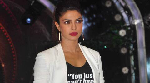 """I am really happy Madhur agreed to be the director in my first home production. It is a big and new step for me in a new direction. As a producer I want to make great films,"" Priyanka said in an interview here."