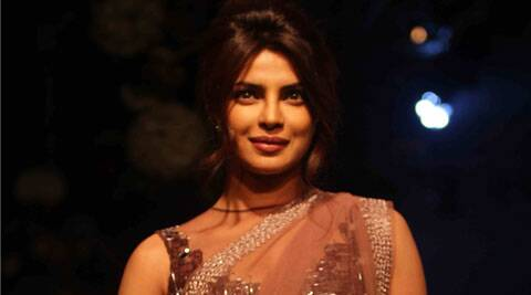 Actress Priyanka Chopra has been nominated by many to take up the ALS ice bucket challenge, but she doesn't seem to be interested. (Source: Varinder Chawla)