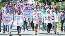 BDS interns protest lack of facilities indepartment