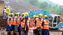 Landslide disaster toll climbs to 109, 50 more feared trapped
