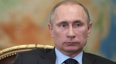Russian President Vladimir Putin. (Source: Reuters photo)