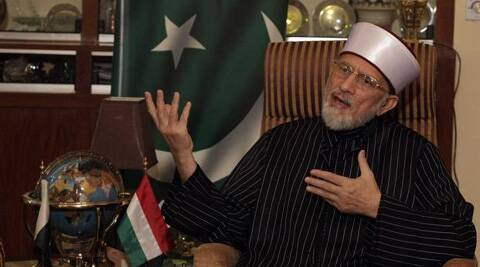 Tahir-ul-Qadri (Source: Reuters