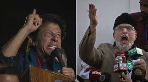 Imran Khan refuses to negotiate with Pak govt; Tahirul Qadri open to talks as seige of Parliament continues