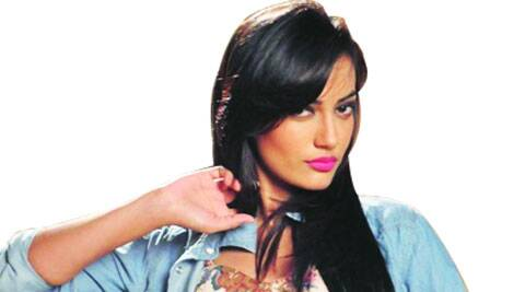 Surbhi Jyoti in a glamourised avatar as Seher