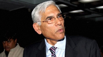 UPA pressured me to drop names from CWG, Coalgate reports: Former CAG Vinod Rai