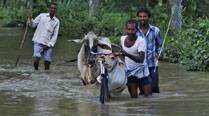UP flood woes continue: 15 more die, toll 63
