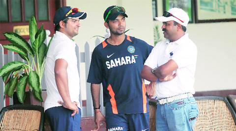 Pravin Amre told Suresh Raina that if he doesn't play short-pitch stuff, he was going to get hit