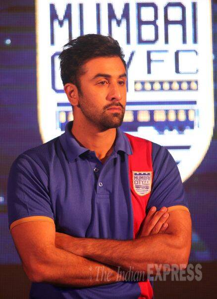 Ranbir Kapoor turns football club owner