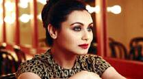 Rani Mukerji: I've always believed in having a great love story
