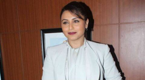 Rani Mukerji: Rumours about my marriage started even before I actually got married.