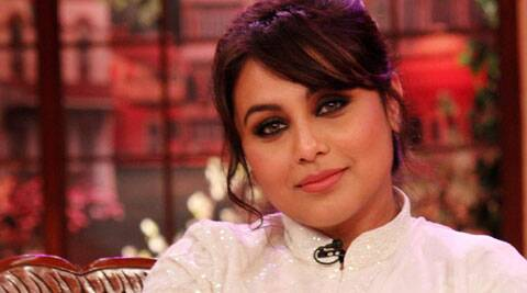 Rani Mukerji's forthcoming release 'Mardaani', which has been directed by Pradeep Sarkar, has been produced by YRF.