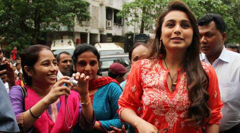 Bollywood actress Rani Mukerji is overwhelmed with the response to her film 'Mardaani'. She says the film about women's empowerment has succeeded in raising awareness as was intended to.