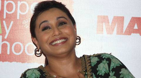 """""""I do watch TV whenever I get time,"""" says Rani."""