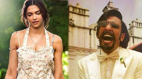 Ranveer is playing Deepika's dead husband in Homi Adjania's 'Finding Fanny'.