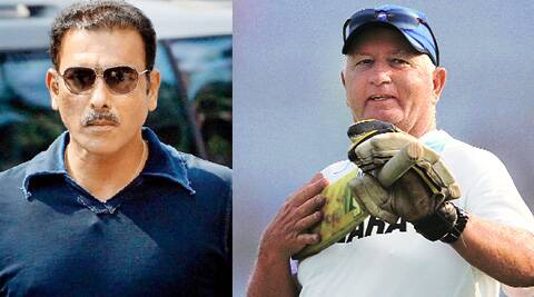 who da boss? After taking over as director, Shastri had said he was the over all boss of the Indian team. Dhoni chose to disagree on Sunday.
