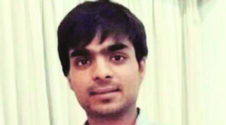 Police said Prateek Singhal and Utkarsh Arya both were students at AKG Engineering College in Ghaziabad.