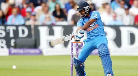 Rayudu who came in as a replacement for Rohit Sharma bagged his 3rd ODI 50. (Source: AP)