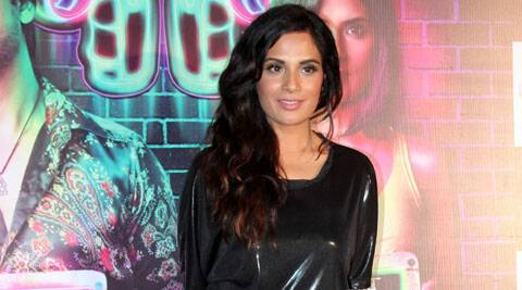 The film will see Richa and Nikhil getting cosy on-screen.