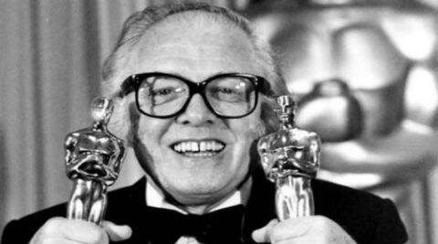 Richard Attenborough died on Sunday at the age of 90. (Source: AP)
