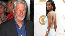 Richard Gere enjoys dinner date with Padma Lakshmi