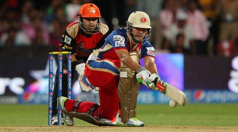 Rossouw played for the Royal Challengers Bangalore in the seventh edition of the IPL (Source: BCCI/IPL)
