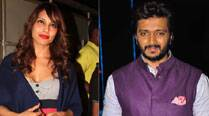 Bollywood actors Riteish, Bipasha join Hollywood celebs, accept the  ALS Ice Bucket Challenge
