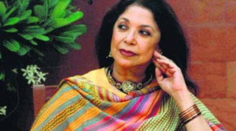 Veteran fashion designer Ritu Kumar (Source: Express Photo)