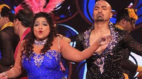 RJ Malishka, who has been evicted from the ongoing season of 'Jhalak Dikhhla Jaa', says she would like to come back on the dance reality show as a host.