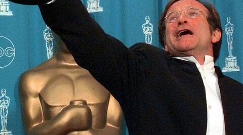 Robin Williams, the Academy Award winner and comic supernova whose explosions of pop culture riffs and impressions dazzled audiences for decades and made him a gleamy-eyed laureate for the Information Age, died Monday in an apparent suicide. He was 63. (Source: AP)